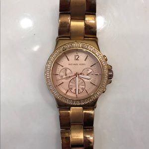 Michael Kors Women's Watch Rose-Gold